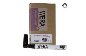 PERMANENT MARKER WERA MM15